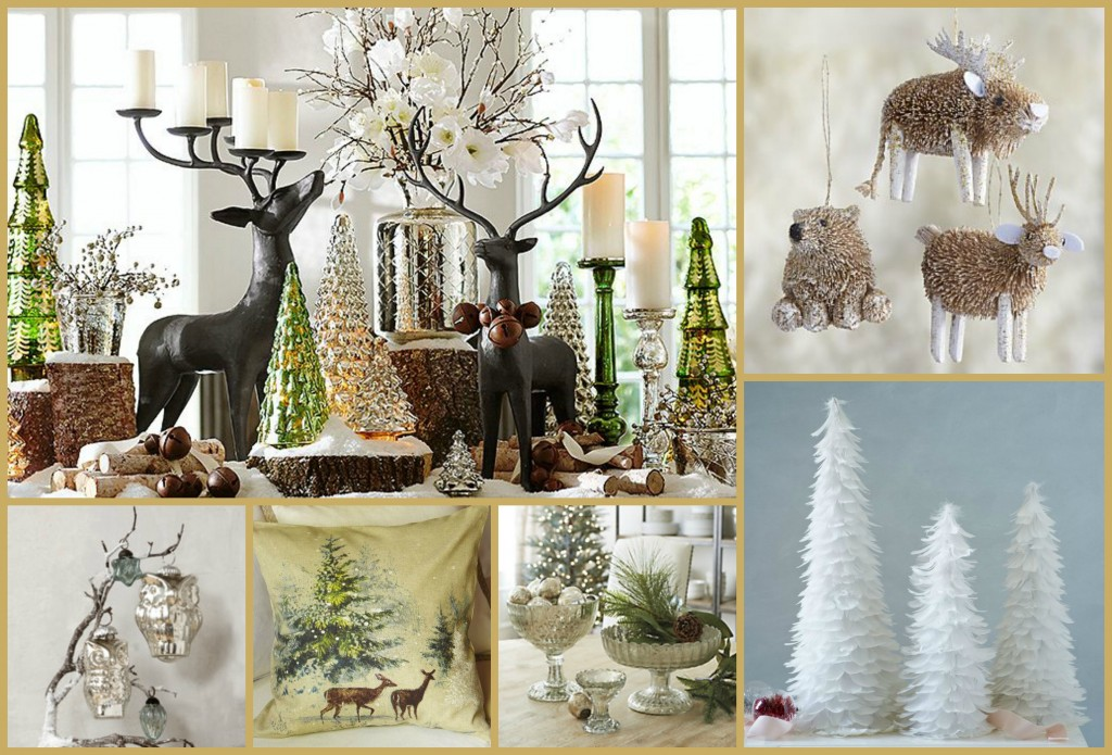 Rustic Luxe Collage