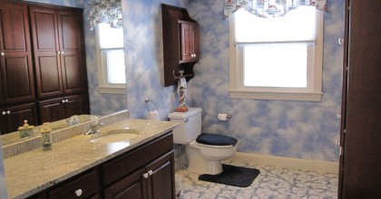 Cheshire, CT – Bathroom Before