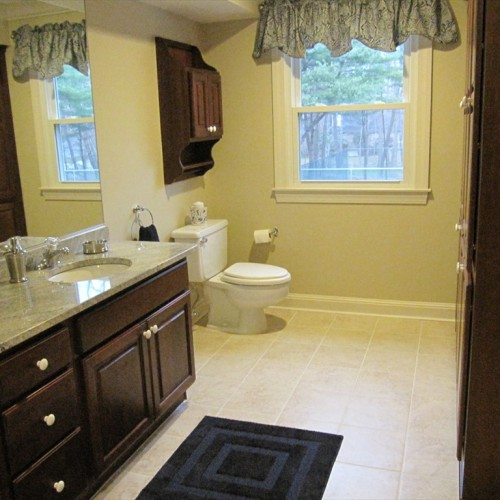 Cheshire, CT – Bathroom After