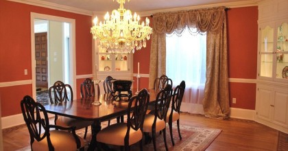 Easton Home Dining Room