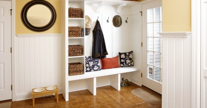 Cheshire Mudroom