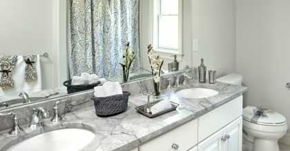 Home of Distinction Master Bathroom