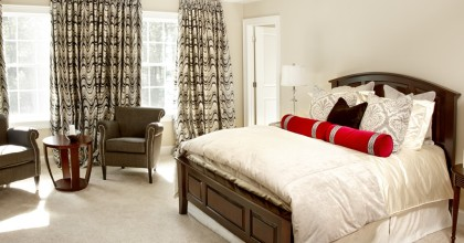 Home of Distinction Master Bedroom