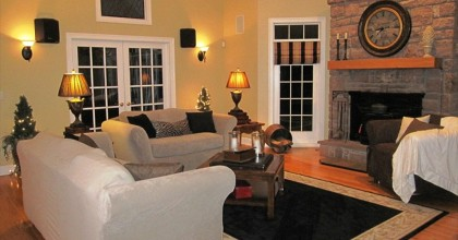 Cheshire, CT – Family Room After