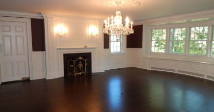 Scarborough Street, Hartford – Dining Room Before
