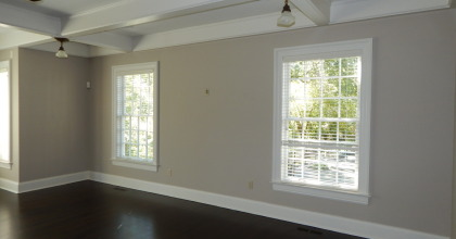 Scarborough Street, Hartford – Family Room Before