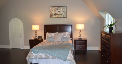 Scarborough Street, Hartford – Master Bedroom After