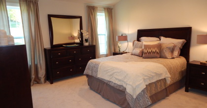 Averill – Rivington Master Bedroom