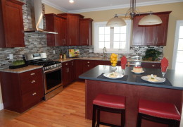 Beaudry Homes Granby, CT Kitchen