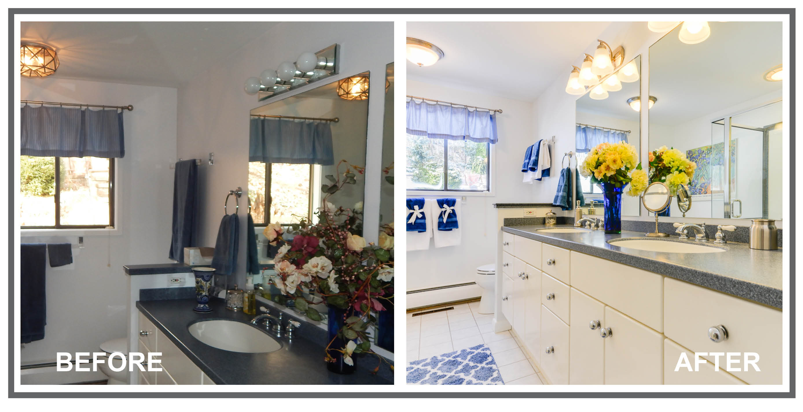 Terrell masterbath b a for Interior design staging companies