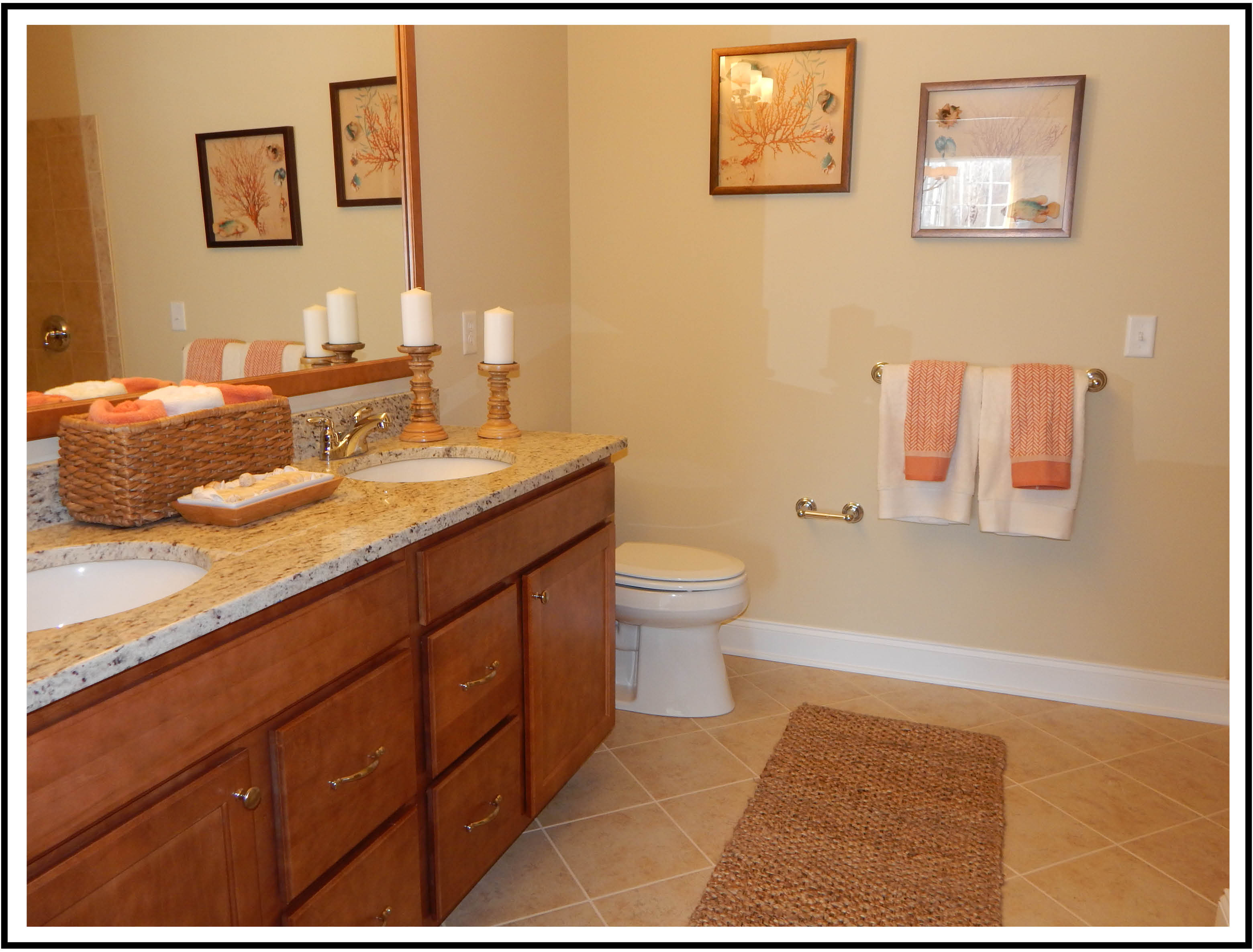 Dorwood Master Bath
