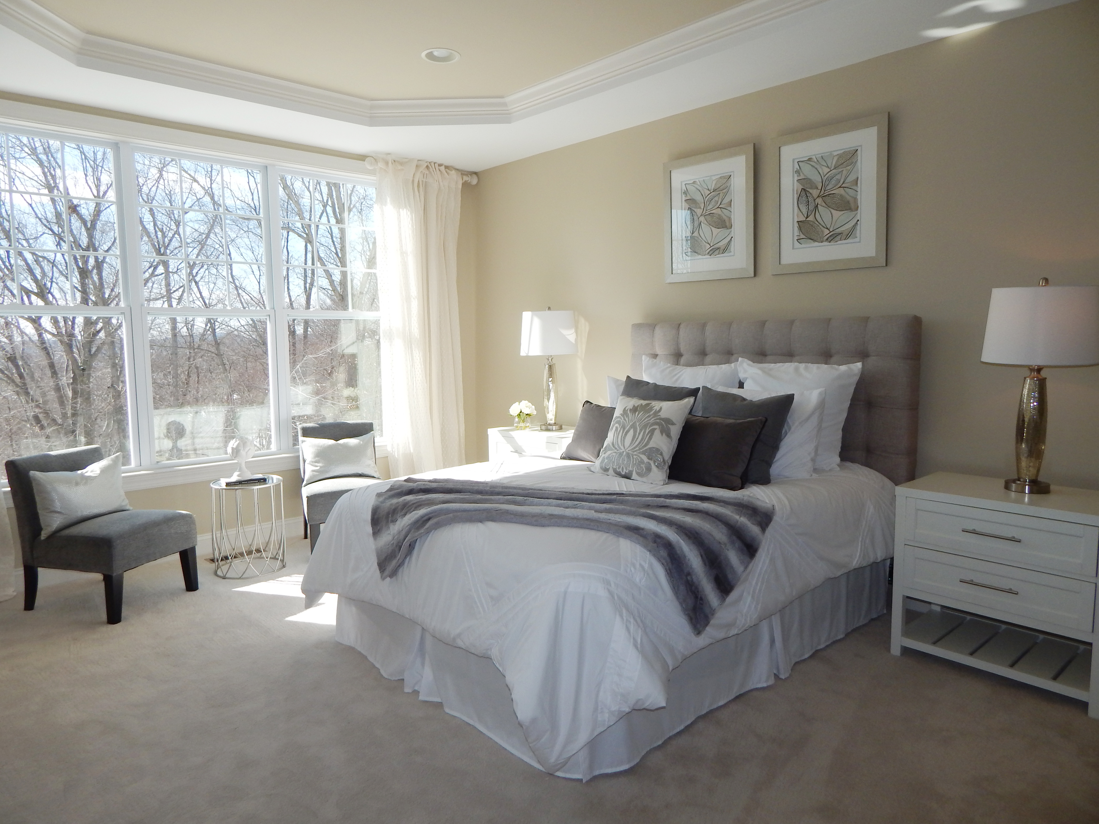 Master bedroom with bed and chairs 9 copy (9)  PJ & Company