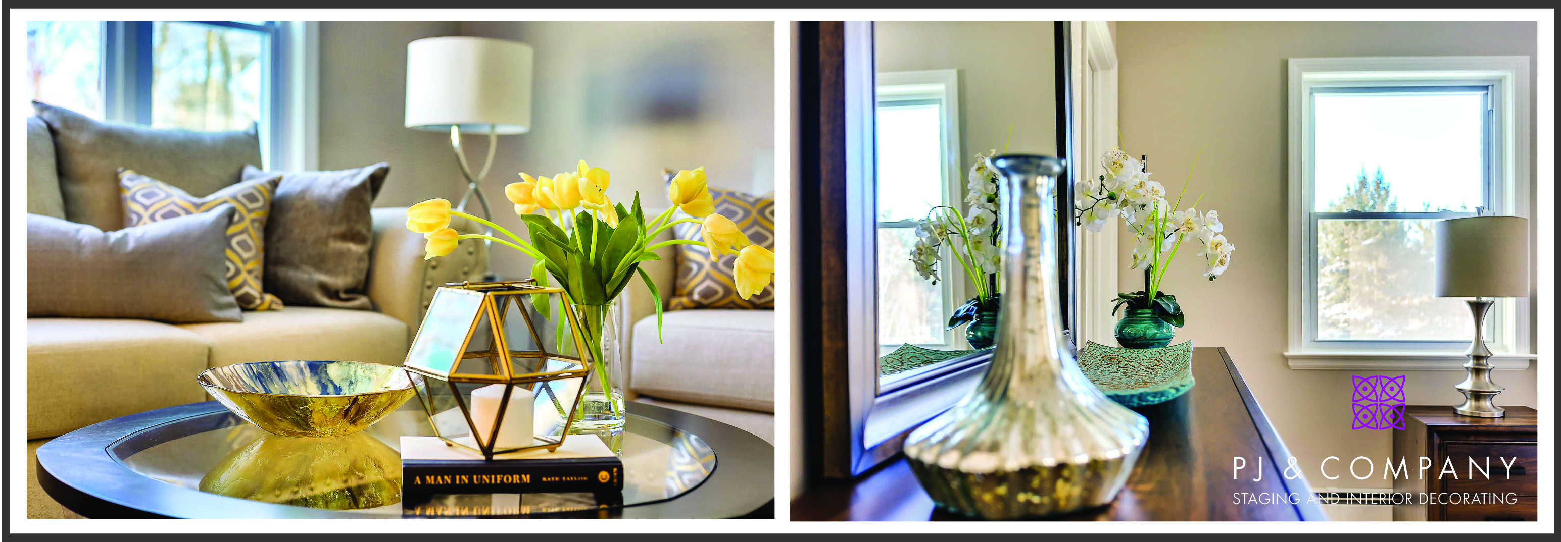 Styling tips to wow spring time home buyers pj for Living room styling tips