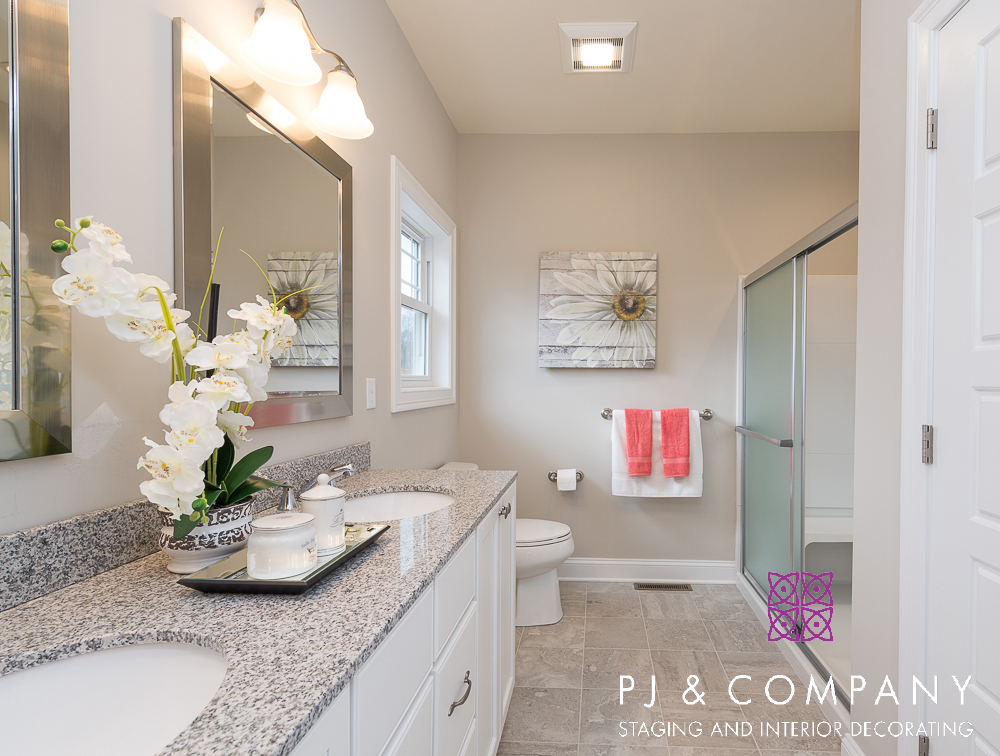 Kitchen Remodeling Pj Company Staging And Interior