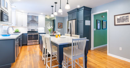 Kitchen Remodel, New Haven County